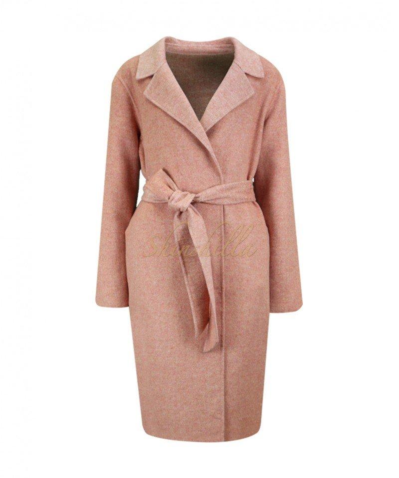 Пальто шерстяное 110 см