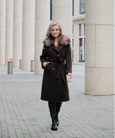 Пальто в стиле Макс Мара 110 с м
