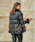 Куртка с норкой 75 см