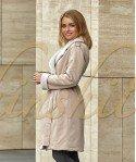 Двустороняя куртка-пиджак из 100% шерсти 100 см